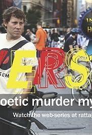 VERSE, a Murder Mystery Poster