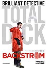 Backstrom Poster - TV Show Forum, Cast, Reviews