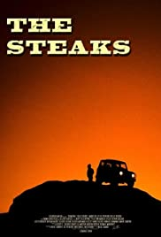 The Steaks Poster