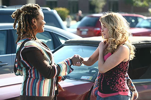 Tonya Pinkins and Sally Pressman in Army Wives (2007)