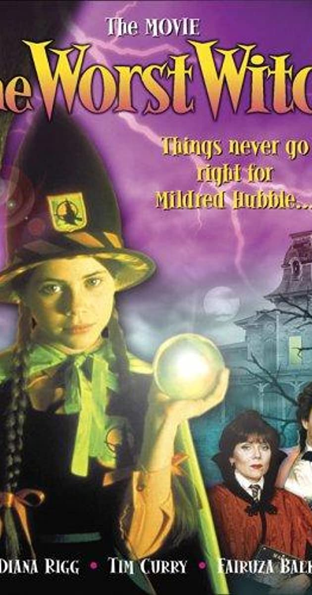 image of the worst witch - Halloween Movies About Witches