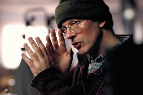 Jacques Audiard, director of READ MY LIPS, a Magnolia Pictures release