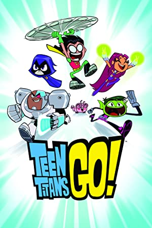Teen Titans Go! Season 5 Episode 34