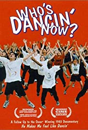 Who's Dancin' Now? Poster