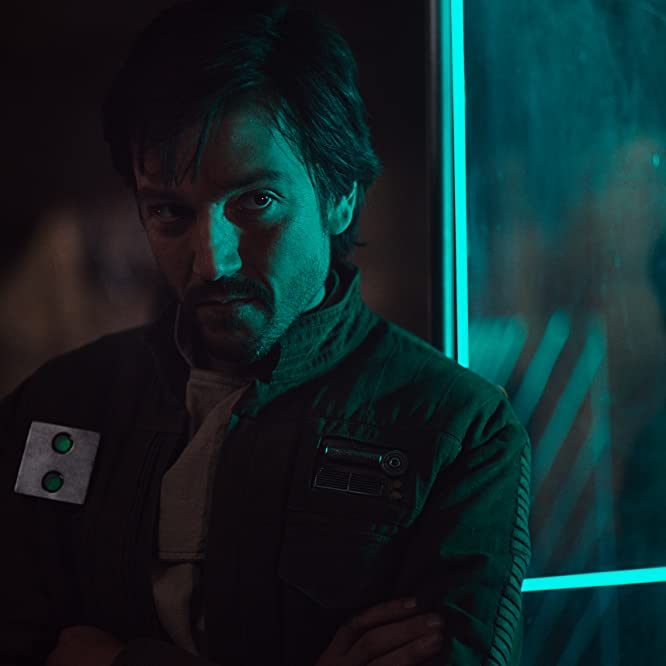 Diego Luna in Rogue One (2016)