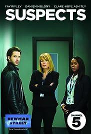 Suspects Poster - TV Show Forum, Cast, Reviews