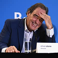 Oliver Stone at an event for Snowden (2016)