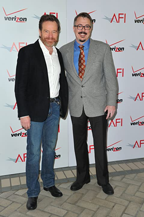 Bryan Cranston and Vince Gilligan