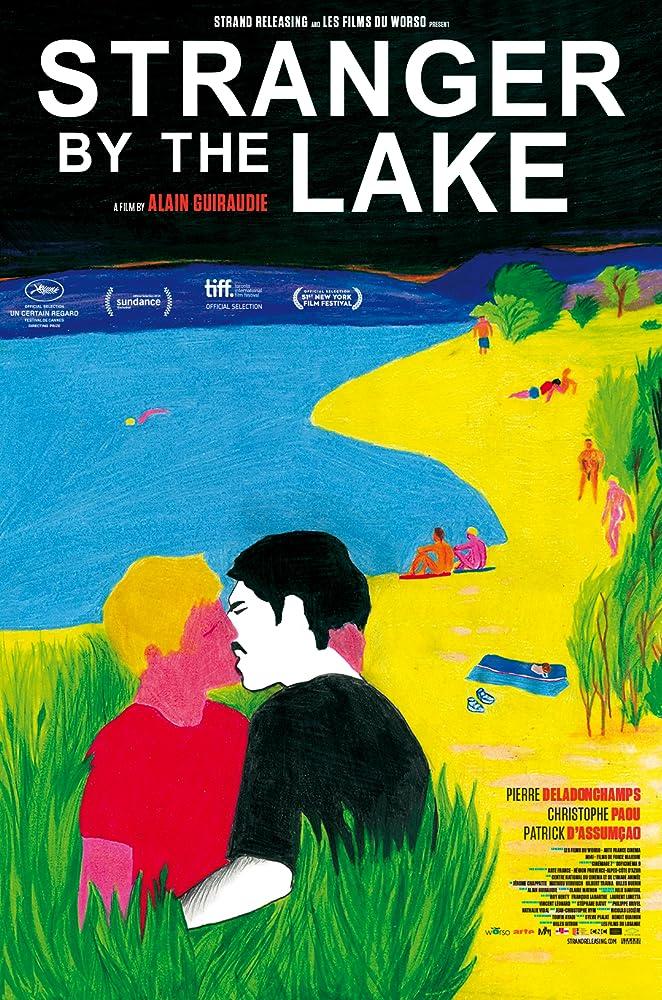L'inconnu du Lac cartel de la película
