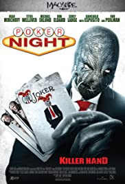 Poker Night (2014) Poster - Movie Forum, Cast, Reviews