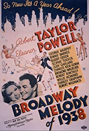 Broadway Melody of 1938 (1937) Poster - Movie Forum, Cast, Reviews