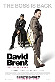 David Brent: Life on the Road (2016) Poster - Movie Forum, Cast, Reviews