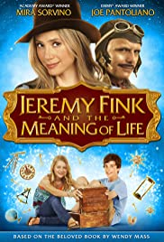 Jeremy Fink and the Meaning of Life (2011) Poster - Movie Forum, Cast, Reviews