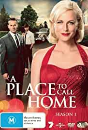 A Place to Call Home Fernsehserien Poster
