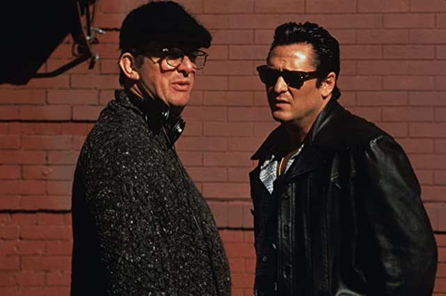 Michael Madsen and Mike Newell in Donnie Brasco (1997)
