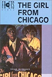 The Girl from Chicago Poster
