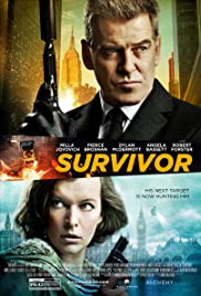 Survivor (2015) Poster - Movie Forum, Cast, Reviews