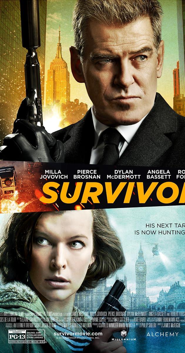 Išlikimas / Survivor (2015) Online
