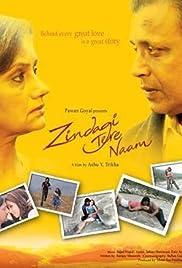 Zindagi Tere Naam Poster