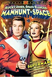 Manhunt in Space (1956) Poster - Movie Forum, Cast, Reviews