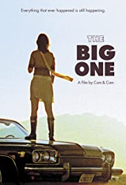 The Big One Poster