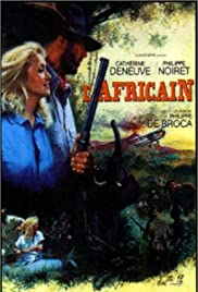 L'Africain Poster