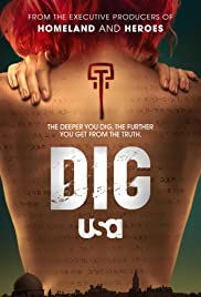 Dig Poster - TV Show Forum, Cast, Reviews