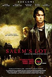 Salem's Lot Poster - TV Show Forum, Cast, Reviews