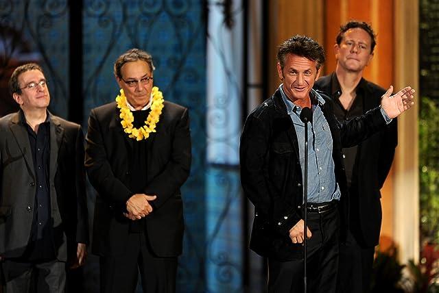Sean Penn, Judge Reinhold, and Brian Backer