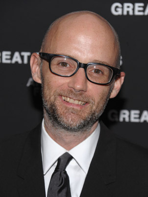 Moby at Great Directors (2009)