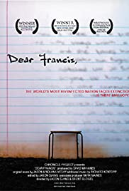 Dear Francis Poster