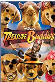 Treasure Buddies (2012) Poster - Movie Forum, Cast, Reviews