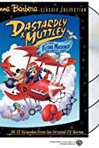Image of Dastardly and Muttley in Their Flying Machines
