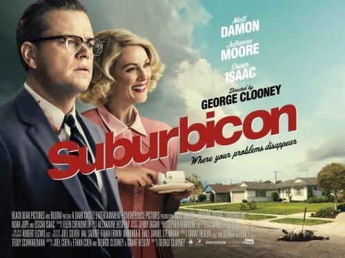Re: Suburbicon: Temné předměstí / Suburbicon (2017)