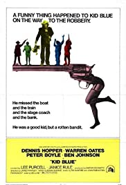 Kid Blue (1973) Poster - Movie Forum, Cast, Reviews