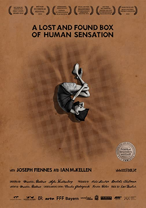 A Lost and Found Box of Human Sensation (2010)