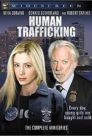 Human Trafficking Poster