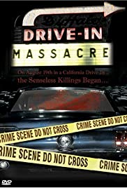 Drive In Massacre Poster