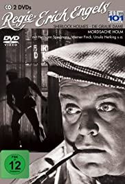 Sherlock Holmes: The Grey Lady Poster