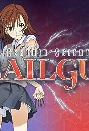 A Certain Scientific Railgun Poster