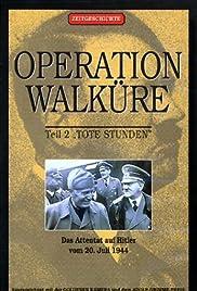 Operation Walküre Poster