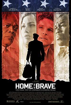 Poster Home of the Brave