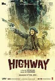 Highway film poster