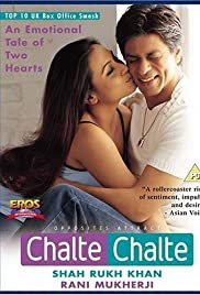 Chalte Chalte (2003) Poster - Movie Forum, Cast, Reviews