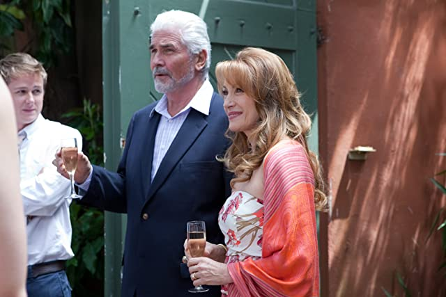 James Brolin and Jane Seymour in Love, Wedding, Marriage (2011)
