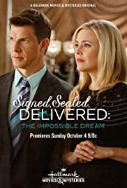 Signed, Sealed, Delivered: The Impossible Dream (2015) Poster - Movie Forum, Cast, Reviews