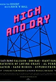 High and Dry Poster