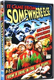 It Came from Somewhere Else Poster
