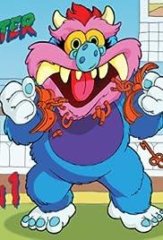 My Pet Monster Poster