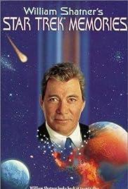 William Shatner's Star Trek Memories Poster